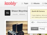 Zenith 80 Camera