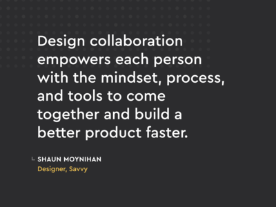 Design Collaboration (Article)