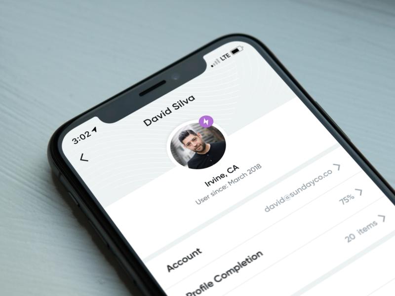 Flourish User Profile