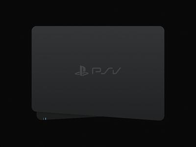 PS5 playstation icon ps5 sony logotype typography design logo identity branding