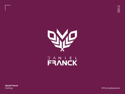Daniel Franck logo
