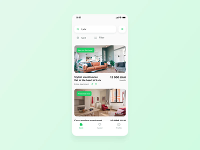 Real Estate Filtering interaction animation interaction figma ui microinteraction realestate distance price range filters maven pro aftereffects design animation