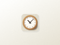 Clock for iPhone