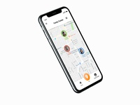 iPhone X Location Tracker
