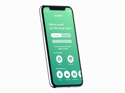 iPhone X Search