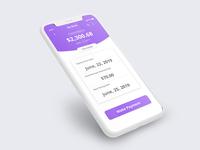 iPhone X Invoice