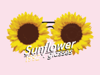 Logo Design- Sunflower Glasses