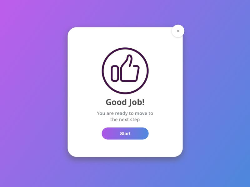Confirmation UI confirmation website web sketch app minimal dailyui ui ux illustration design