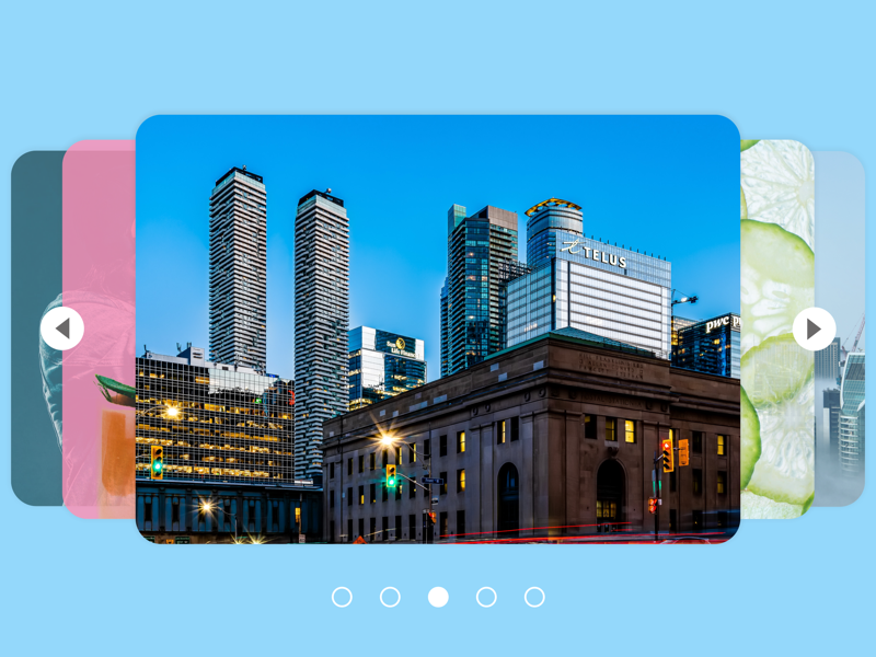 Desktop Image Slider