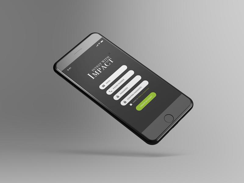 iPhone 8 Create New dailyui sketch app ui ux design