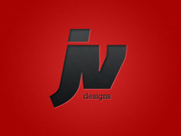 JV Designs Logo Concept