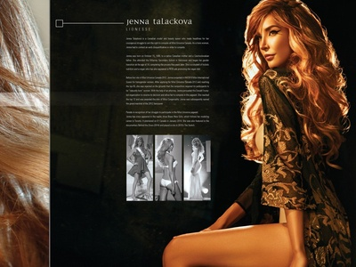 Lionesse Magazine Editorial Spread