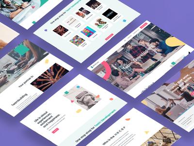 Creative layout design