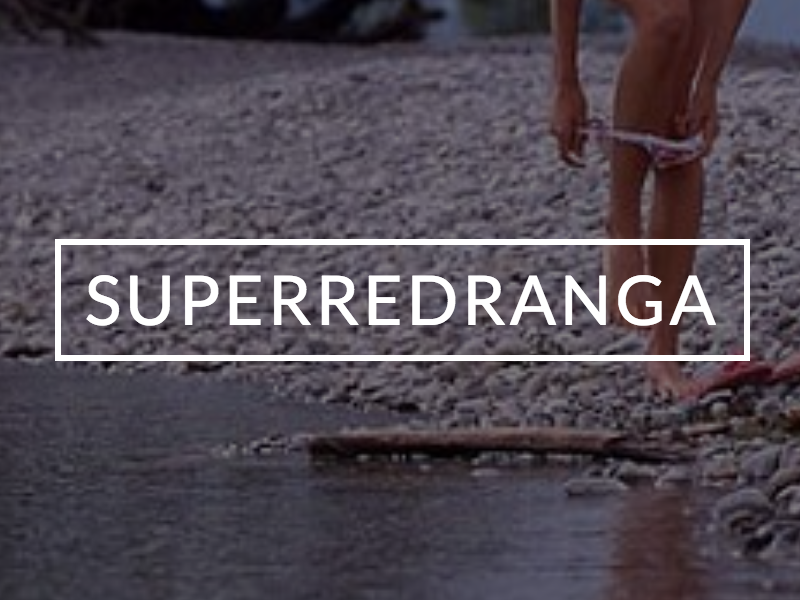 SuperRedRanga design blog