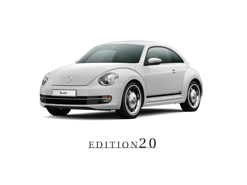 Edition 20 - Beetle beetle car edition 21 volkswagen