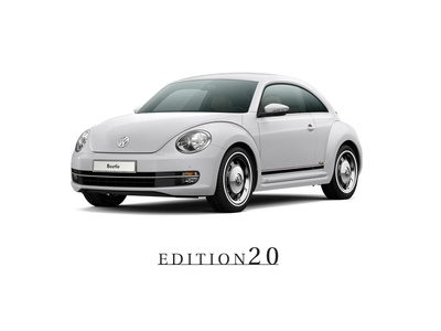 Edition 20 - Beetle beetle car edition 21 volkswagen