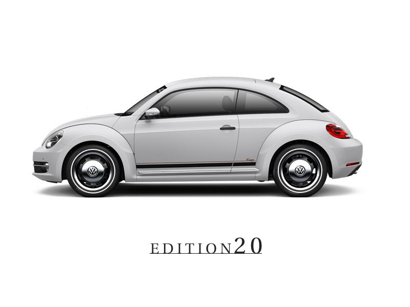 Edition 20 - Beetle edition 20 beetle car volkswagen