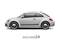 Edition 20 - Beetle edition 20 beetle car volkswagen