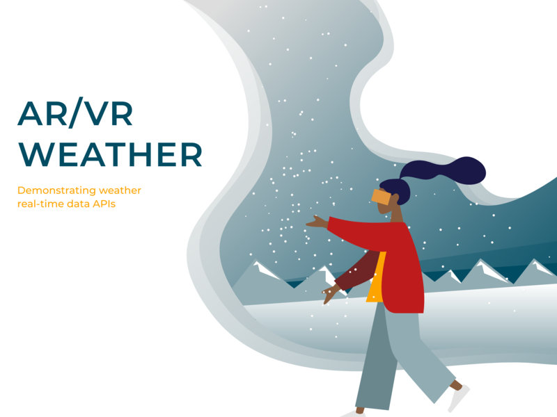 AR/VR Weather