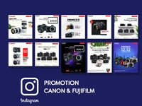Promotion Feed Instagram
