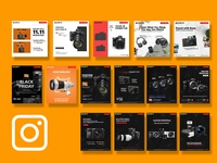 Promotion Feed Instagram SONY