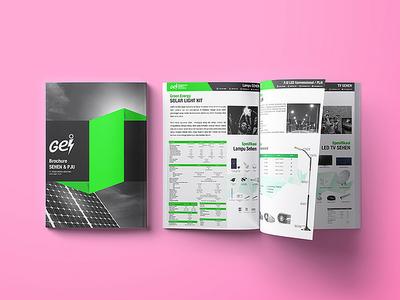 PT. Green Energi Indotama catalog Book