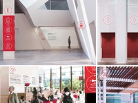 Wayfinding System for Museum