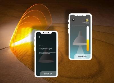 Home Automation UI/UX Design