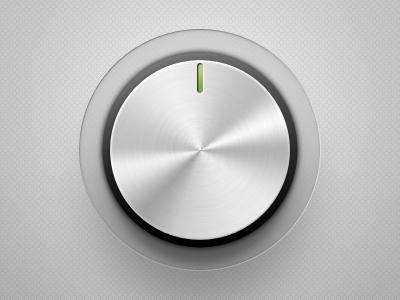 Dial dial vector psd photoshop knob modern ui