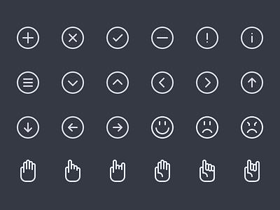 Line Icons WIP (Batch #)3  lines line icon icons set creativemarket 32x32 64x64