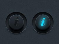 Vector Info Buttons (PSD)