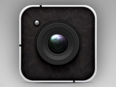 Camera icon dribbble