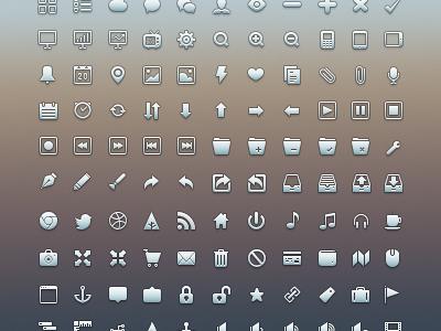 UI Icon Set csh photoshop free freebie resource twitter dribbble rss arrows developer app design vector icon icons social detail chrome google forrst settings cloud star coffee retina psd png 16x16 32x32 48x48