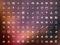 Clean icons   64x64