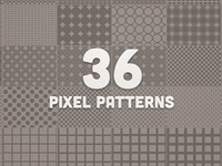 36 Pixel Patterns