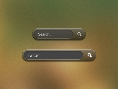 Search UI free freebie interface photoshop psd resource search ui user vector