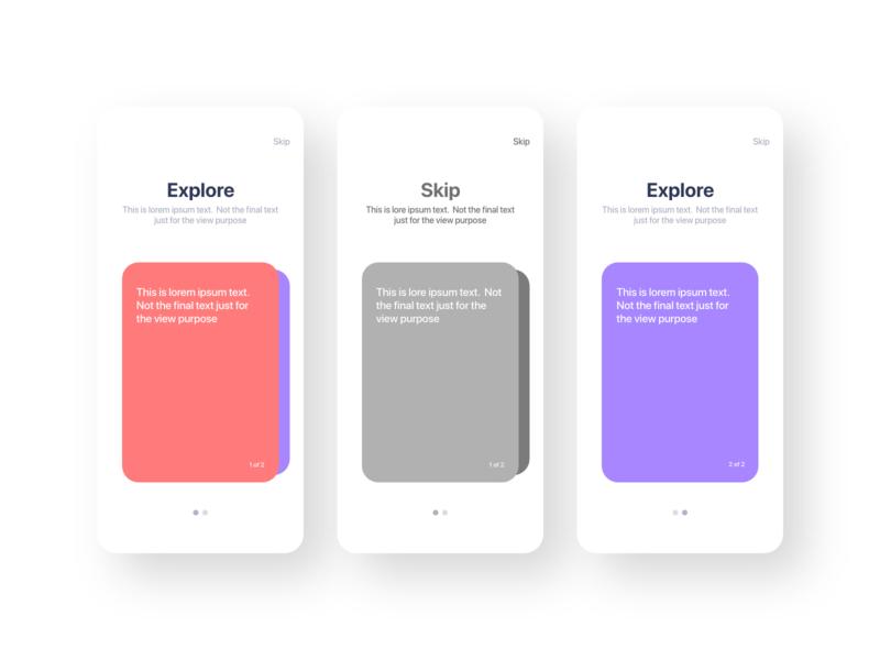 App UI xd ui kit xddailychallenge xd design xd adobexd graphic design ui minimal
