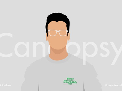 canoopsy ai spectacles summer men illustrator youtube illustrations illustration art typography illustration fashion graphic minimalist design minimal