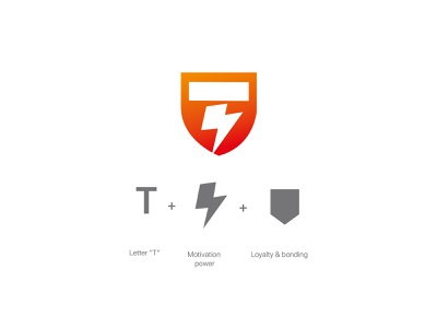 T letter merged logo graphic vector fashion minimalist logo design minimal