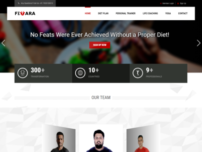 Fitara - Online Fitness and Mental App