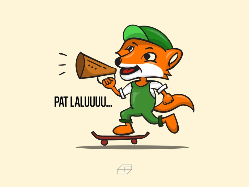 FOX Skateboard say something