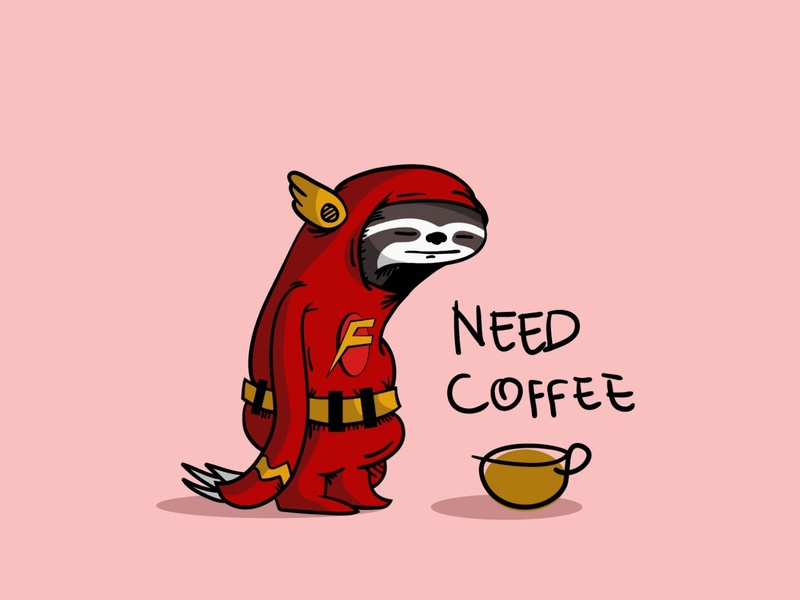 Need Coffee for Activity