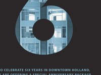6th Anniversary Poster