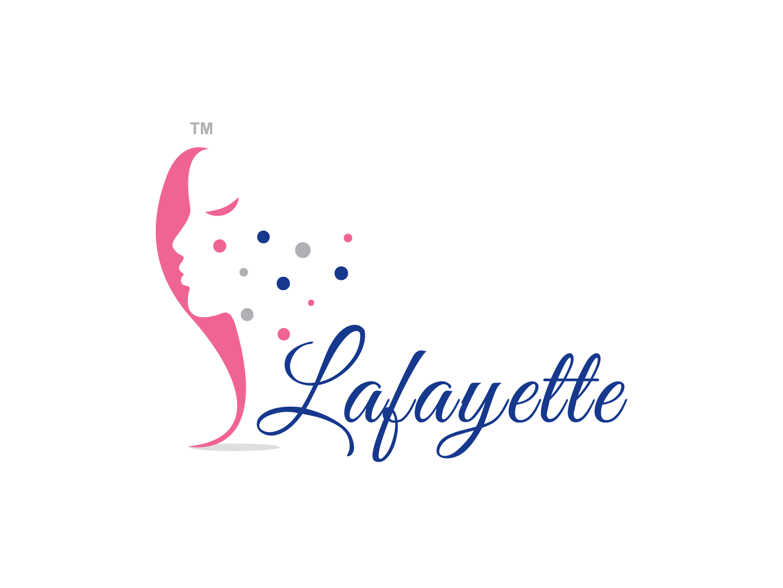 Lafayette Logo ios ai typography color ui lettering web inspiration flat ux app concept creative design illustration vector icon branding lady logo