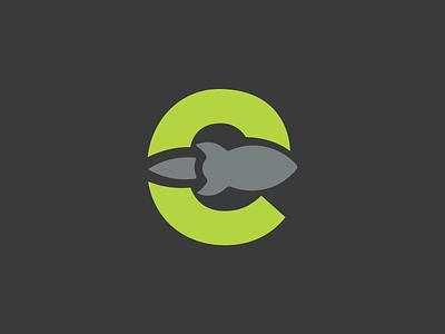 Excelerate Logo Mark logo