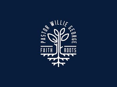 Faith Roots Brand badges badge lockup brand