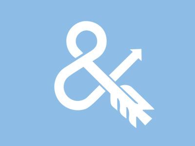 olive & arrow mark logo