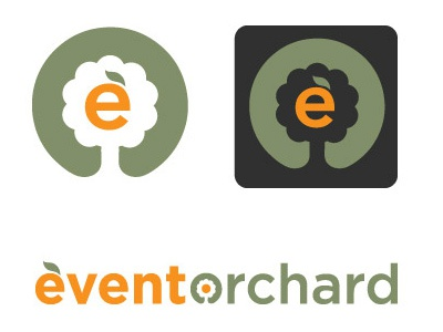 Event Orchard icon logo app