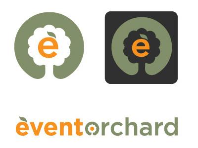 Event Orchard icon logo app