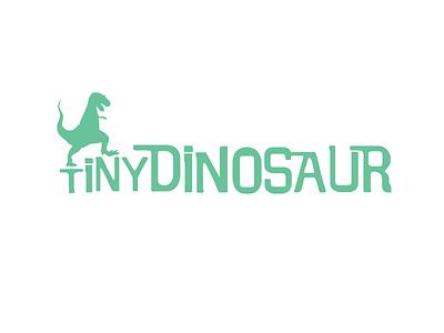 Tiny Dinosaur Branding